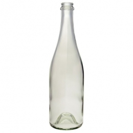 champagne flaske KLAR